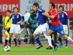 3度目のW杯出場に懸ける稲本潤一。セルビア戦を冷静に振りかえると……。