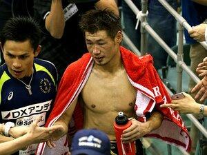 """長谷川穂積、""""予想外""""の復帰戦。「打たせない」に徹したこの男は強い。"""