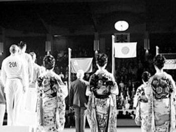 『ふたつの東京五輪』 第7回 「日本の威信をかけた戦い(2)」<Number Web> photograph by PHOTO KISHIMOTO
