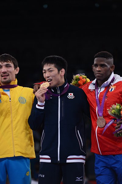 日本勢史上最多38個目のメダルは、金。~ロンドン五輪2012~