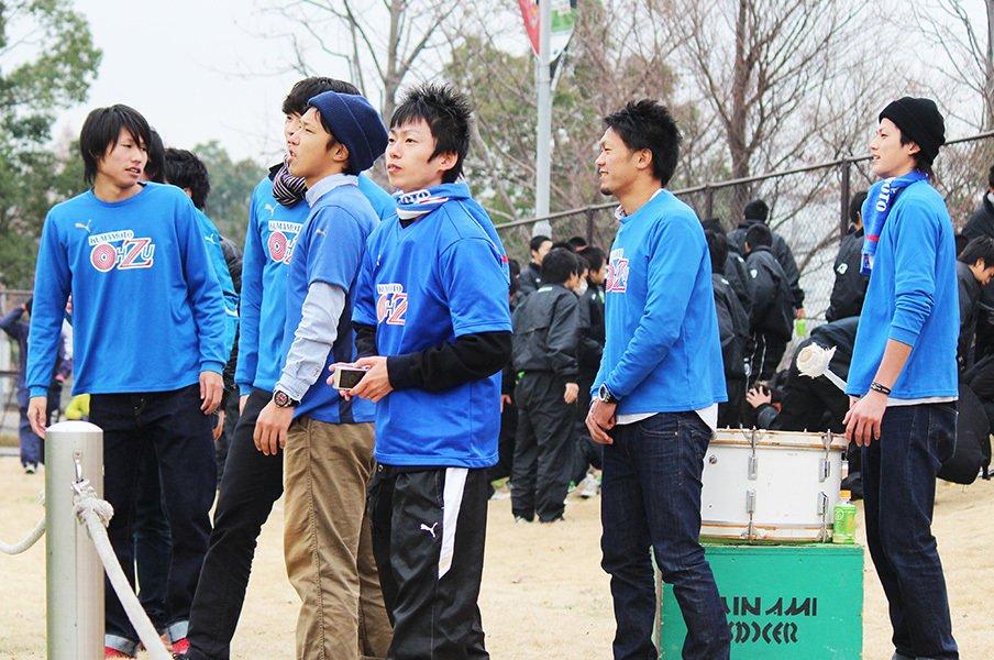 谷口彰悟と車屋紳太郎はずっと一緒。幼稚園、高校、大学、川崎、代表。<Number Web> photograph by Takahito Ando