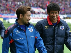 FC東京はガンバより吸収がはやい?大森晃太郎が語る健太流の浸透度。