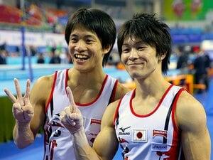 内村航平、大本命が実力通りの金。日本歴代最多に並ぶ15個目のメダル。