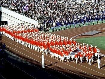 招致するなら掲げたい「東京による五輪再生」。~簡素化・薬物撲滅・選手第一~<Number Web> photograph by PHOTO KISHIMOTO