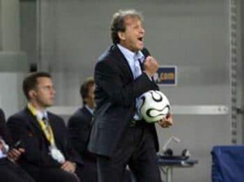 2006年 ドイツW杯総括 ジーコジャパンとは何だったのか。<Number Web> photograph by Kaoru Watanabe(JMPA)