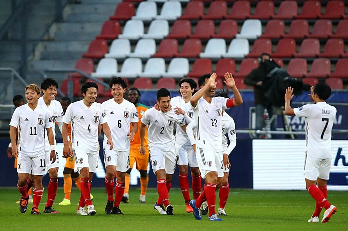サッカー日本代表 - Number Web - ナンバー