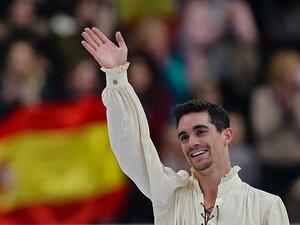 フェルナンデス欧州7連覇で競技引退。フィギュア界に刻んだスペインの栄光。