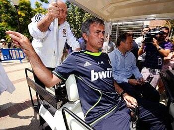 モウリーニョはリーガで成功するか?開幕前の言動から予測すると……。<Number Web> photograph by Getty Images