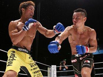 """格闘技の""""求心力""""は今も失われず。「ストーリーの共有」を見た3大会。<Number Web> photograph by Susumu Nagao"""