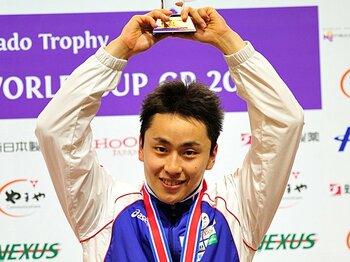 太田雄貴が世界選手権に意気込む2つの理由。~フェンシング発祥の地で頂点へ~<Number Web> photograph by Atsushi Tomura/AFLO SPORT
