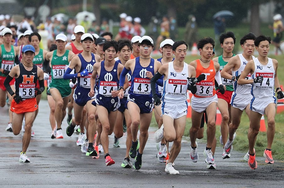箱根駅伝予選会「昨年以上の超高速レースになる」3つの理由…《トップ通過から最後の1枠》10位圏内を予想してみた