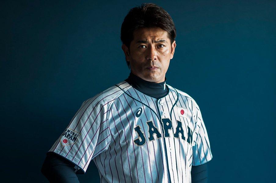 <WBSCプレミア12プレビュー>稲葉篤紀「金メダルへの第一歩」<Number Web> photograph by Shigeyoshi Ohi