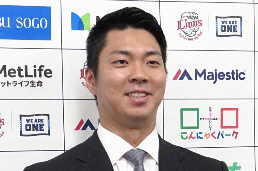 先輩の教えを胸に、コツコツと。西武残留の十亀剣が誓う日本一。<Number Web> photograph by Kyodo News