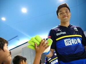 川口能活が語る韓流GKブーム。「日本人との差は跳躍力と……」