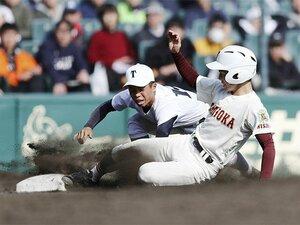 富岡西、ノーサイン野球で強豪に挑む。甲子園で見せた「部活動」の魅力とは。
