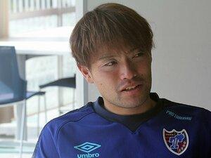 FC東京と東慶悟、改めて意志共有。「今年は絶対トップを獲ろうぜ」
