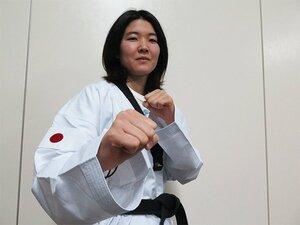 テコンドー元世界女王・濱田真由が30%の出来でも日本一を狙う理由。