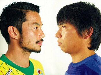 佐藤勇人&寿人は双子で「親友」。性格は正反対、サッカー愛は同じ。<Number Web> photograph by Ryoukan Matsui