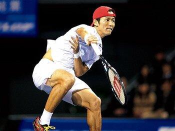 海外ツアーへの登竜門? 裏街道、全日本選手権の意義。~伏兵・江原弘泰がテニス日本一に~<Number Web> photograph by Hiromasa Mano
