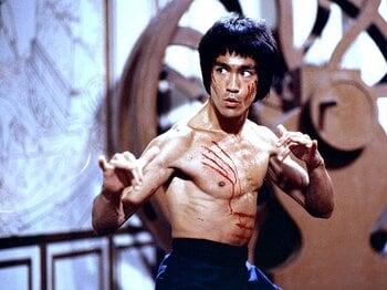 """今なお多くのファンを魅了する""""MMAの父""""、ブルース・リー。<Number Web> photograph by (c)MMXII NETWORK FILMS TWO INC."""
