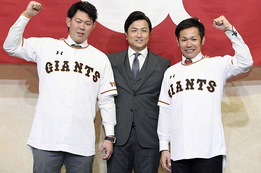 FAで補強すると成績はどうなるか。過去のデータで見ると来季巨人は?<Number Web> photograph by Kyodo News