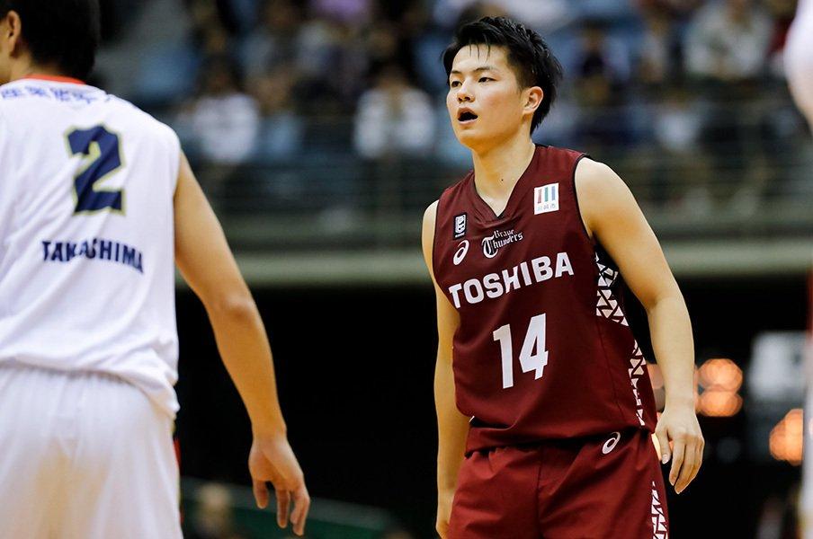 NBL最後のMVP、川崎・辻直人の確信。「バスケットの醍醐味はシュート」<Number Web> photograph by Kiichi Matsumoto