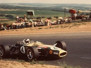 F1史に燦然と輝く南ア・グランプリ。サッカーW杯とF1の意外な接点とは?