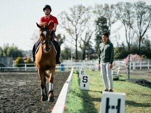 高嶋活士が語る競馬と馬術の騎乗の大きな違い…「馬と共にもっと気楽に楽しく」に修造が共感する