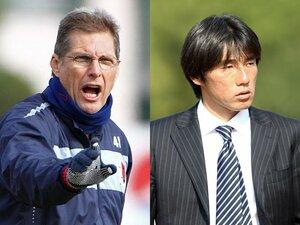 王者・名古屋グランパスの首を狙う強豪6チームが選んだ2種類の方法論。