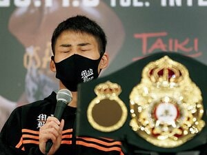 """京口紘人のコロナ感染でボクシング世界戦が国内初の""""ドタキャン"""" Youtubeの生中継も幻に…"""
