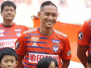 早川史哉、1302日ぶりのJリーグ。白血病から笑顔のカムバック。