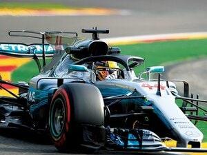 '18年は「変貌」のシーズン。マシンのルックスも激変へ。~F1の全マシンに頭部保護装置が!~