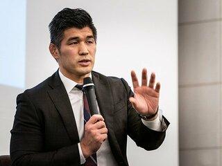 <みずほフィナンシャルグループ Jump to 2020> 井上康生「日本男子柔道の決意」