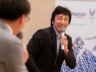 <みずほフィナンシャルグループ Jump to 2020> 朝原宣治「個々の力とチームワークの集積」