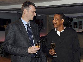 大富豪とラッパーが描く、ネッツ躍進の青写真。~NBA今夏のFA戦線レポート~<Number Web> photograph by Getty Images
