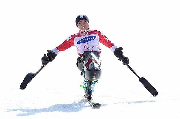 村岡桃佳、開花のパラリンピック。 ソチで発した「練習したいです」。