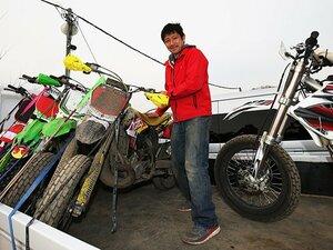 ホンダからBMW、そしてスズキ移籍。清成龍一の不器用なバイクの選び方。
