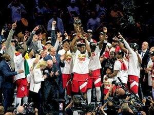 <NBA2018-2019>ラプターズが開いた新時代の扉。
