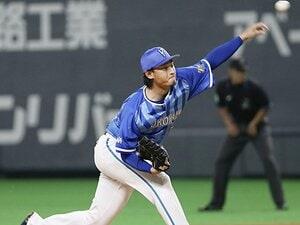 "DeNAの元開幕投手が中継ぎに。石田健大が語る""やりがい""と""先発""。"