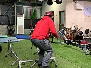 広島の田舎町に野球選手が集うわけ。気鋭トレーニング施設「マックズ」。