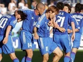 2005年コンフェデレーションズカップVSギリシャ戦(2005年6月19日)