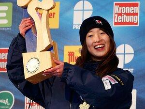 躍進続く日本スノボ界、新ヒロインは16歳の高校生。~世界選手権V、鬼塚雅の急成長~