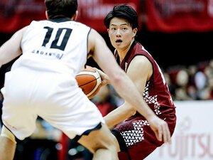 Bリーグ人気で殺到する取材……。川崎・辻直人はどうバスケに臨む?