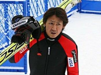 ジャンプ岡部が38歳で代表復帰できた理由。<Number Web> photograph by Shino Seki