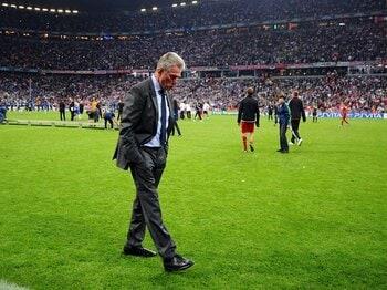 リーグもカップ戦もCLもすべて2位。バイエルンはなぜ勝てなかったのか?<Number Web> photograph by Bongarts/Getty Images