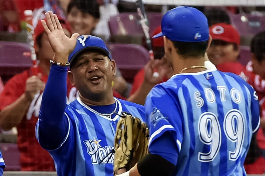 ラミレスはやはり名監督なのでは?得失点-70で4位を維持する能力。<Number Web> photograph by Kyodo News