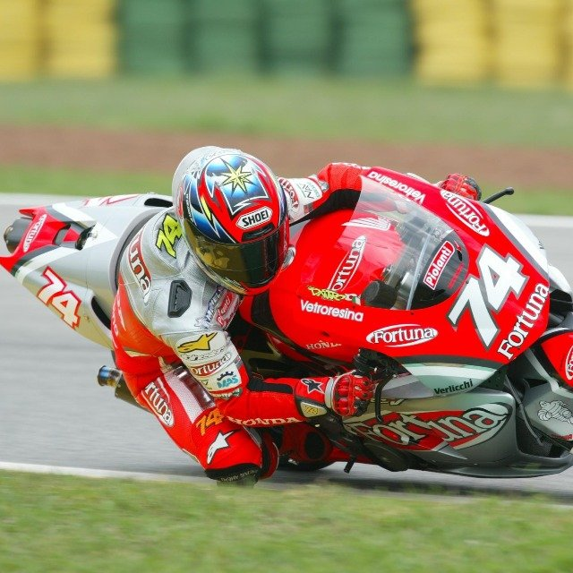 MotoGP史に今も輝く加藤大治郎。ロッシをも恐れさせた永遠の天才。
