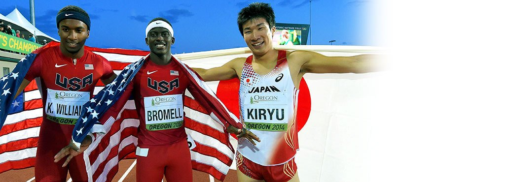 """""""東京五輪世代""""の躍進。 ~世界Jr陸上で輝いた日本人選手~"""
