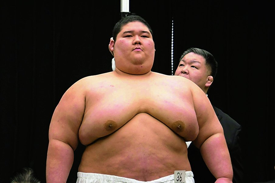 """""""就職場所""""の新弟子は40名。相撲界にドリームはあるか。~かつては150名、課題はお金~<Number Web> photograph by KYODO"""