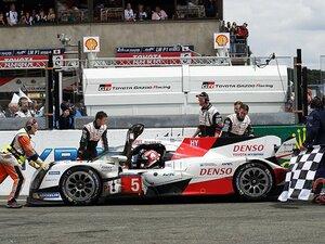 予想できなかったラスト1周の悲劇。トヨタがル・マン初制覇を逃した瞬間。